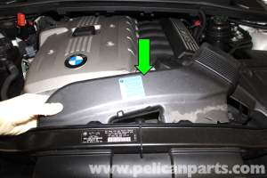 BMW E90 Camshaft Position Sensor Replacement | E91, E92, E93 | Pelican Parts DIY Maintenance Article