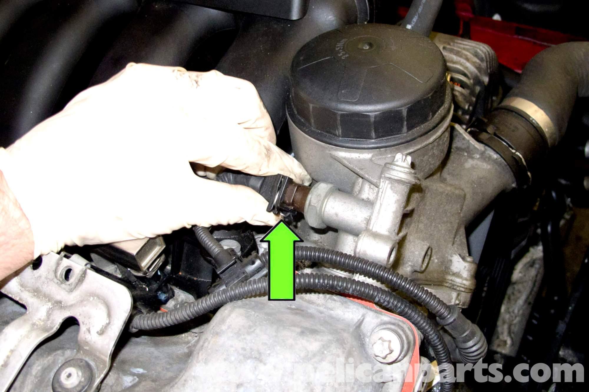 hight resolution of bmw e90 engine temperature sensor replacement e91 e92 e93 2007 bmw 328i serpentine belt diagram besides 2001 bmw 325i coolant