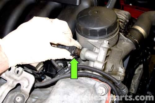 small resolution of bmw e90 engine temperature sensor replacement e91 e92 e93 2007 bmw 328i serpentine belt diagram besides 2001 bmw 325i coolant