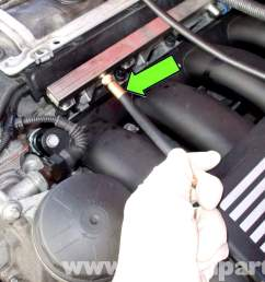 pic02 bmw e90 fuel pump testing e91 e92 e93 pelican parts diy at cita [ 2592 x 1728 Pixel ]