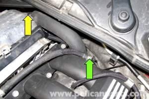 BMW E90 Intake Manifold Replacement   E91, E92, E93   Pelican Parts DIY Maintenance Article
