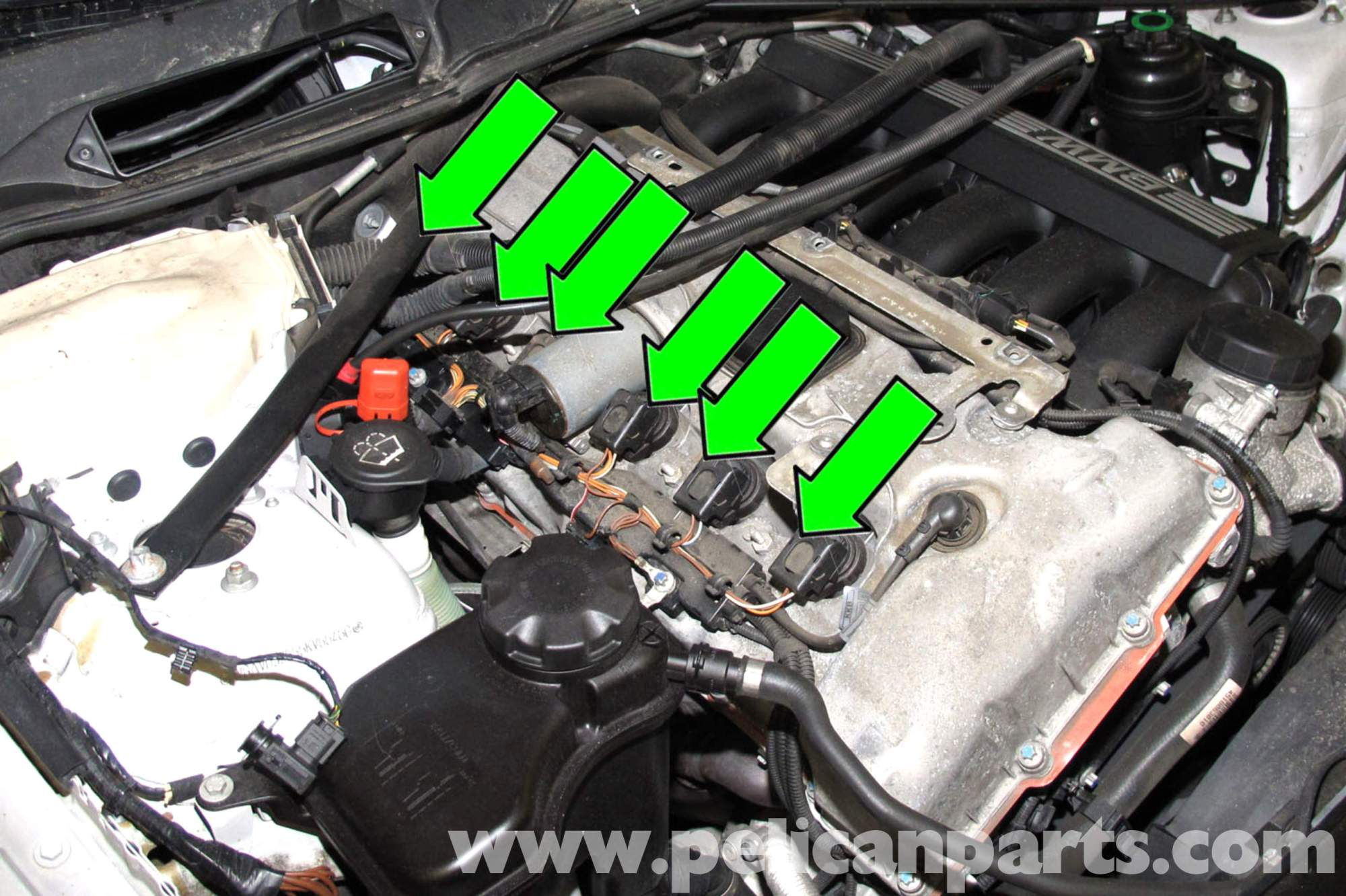 hight resolution of  pic04 bmw e90 valvetronic motor replacement e91 e92 e93 pelican 2002 bmw x5 door