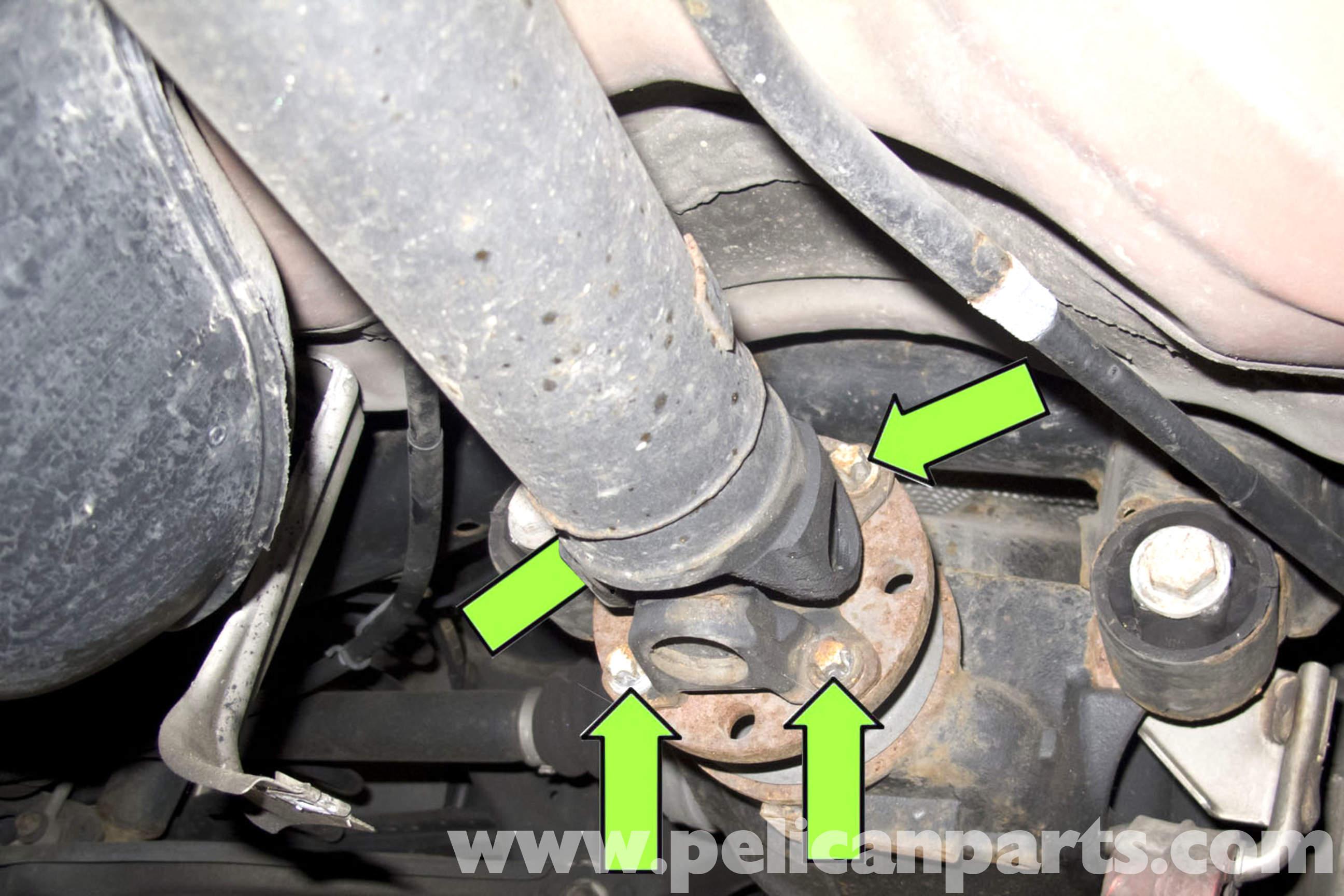 I Wire Diagram Bmw E90 Driveshaft Bearing Replacement E91 E92 E93