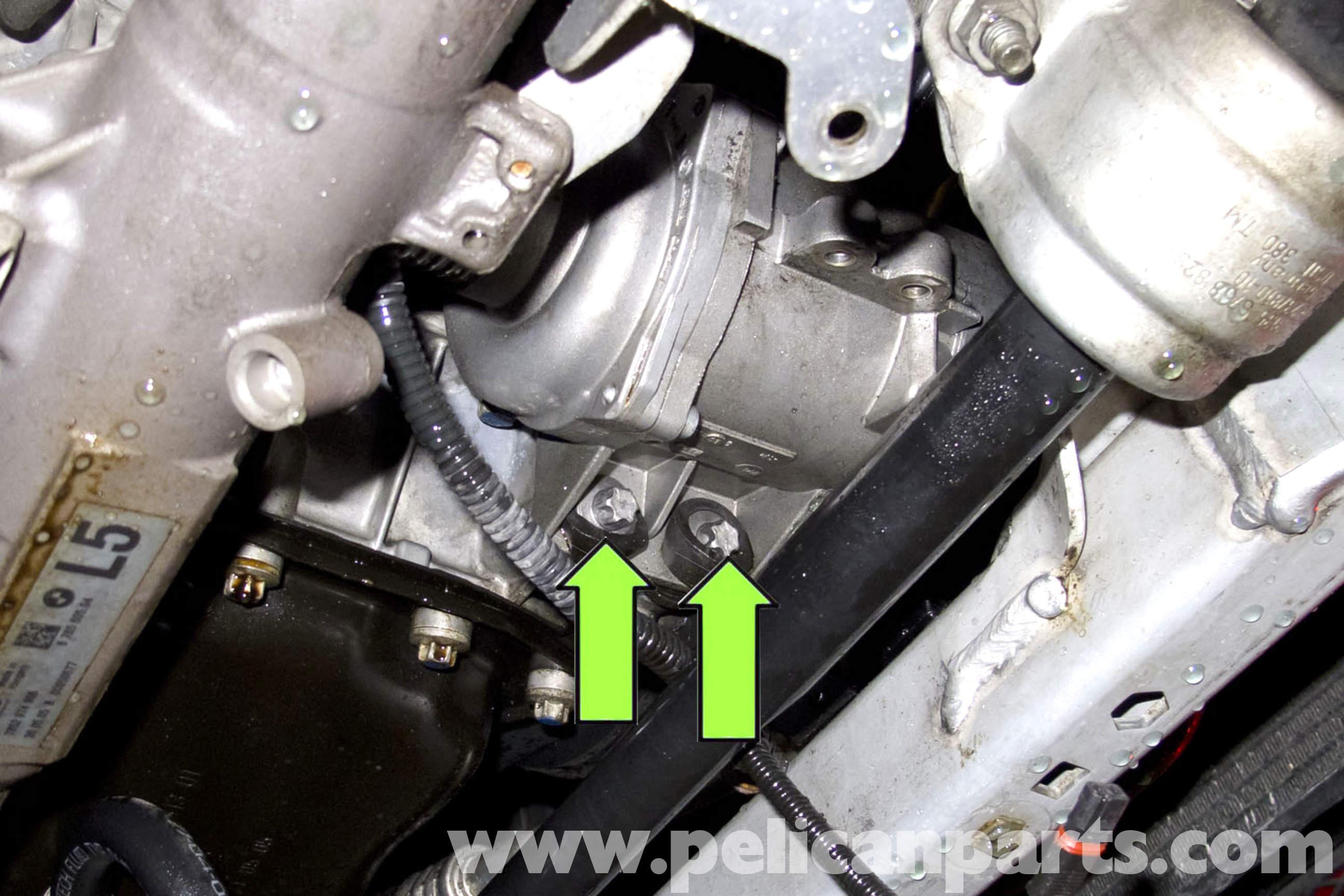 Li Fuse Diagram Bmw E90 Coolant Pump Replacement E91 E92 E93 Pelican