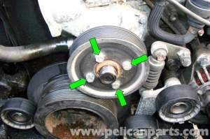 BMW E39 5Series Cooling Pump Removal | 19972003 525i, 528i, 530i, 540i | Pelican Parts DIY