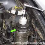 Bmw 5 Series Changing Engine Oil E39 1997 2003 Pelican Parts Diy Maintenance Article