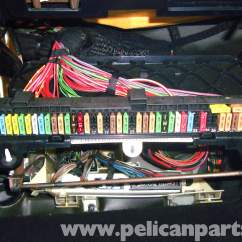 Bmw E39 Fuse Box Diagram Golf Wiring 5 Series Blower Motor Testing 1997 2003 525i
