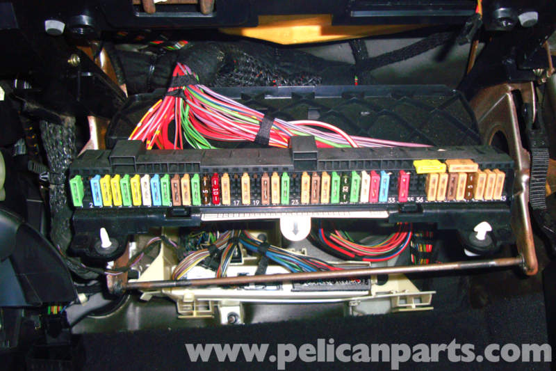Bmw E39 Mid Wiring Diagram