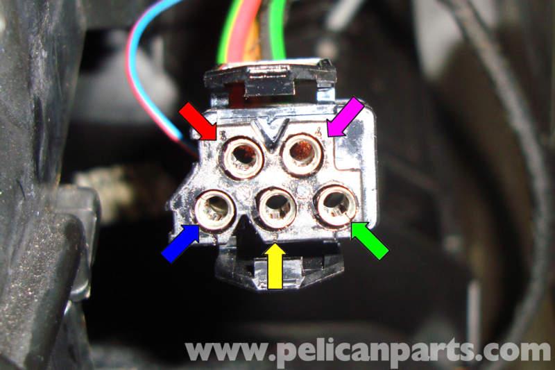 11 Pin Relay Wiring Diagram Bmw E39 5 Series Blower Motor Testing 1997 2003 525i