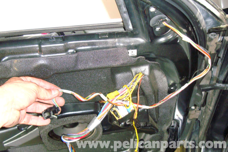 Bmw Mirror Wiring