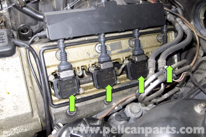 1997 Jeep Grand Cherokee Ignition Coil Wiring Diagram Bmw E39 5 Series Spark Plug Coil Replacement 1997 2003