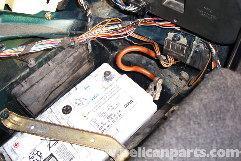 hight resolution of bmw e39 5 series starter replacement 1997 2003 525i gm alternator wiring gm alternator wiring