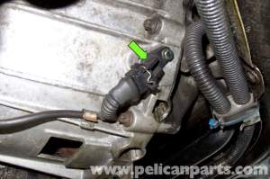 BMW E39 5Series Crankshaft Sensor Replacement | 19972003