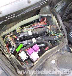 bmw e39 5 series transmission fail safe 1997 2003 525i 528i 530i e39 fuse relay box transmissions [ 2591 x 1727 Pixel ]
