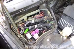 BMW E39 5Series Transmission Fail Safe | 19972003 525i, 528i, 530i, 540i | Pelican Parts DIY