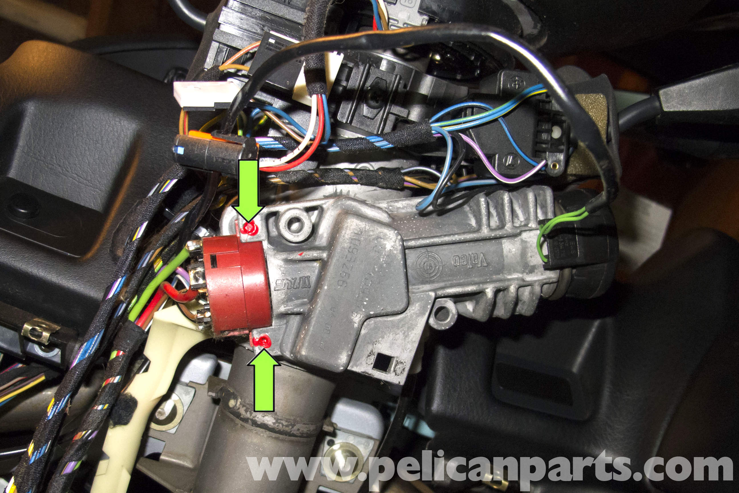 1996 Gmc Fuse Box Diagram Bmw Z3 Ignition Switch Replacement 1996 2002 Pelican