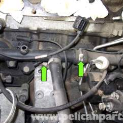 1996 Bmw Z3 Wiring Diagram Reese Trailer Light Coolant Pipes Replacement | 1996-2002 Pelican Parts Diy Maintenance Article