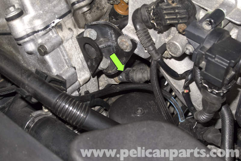 2007 Toyota Blower Motor Wiring Gauge Bmw Z3 Coolant Temperature Sensor Testing And Replacement