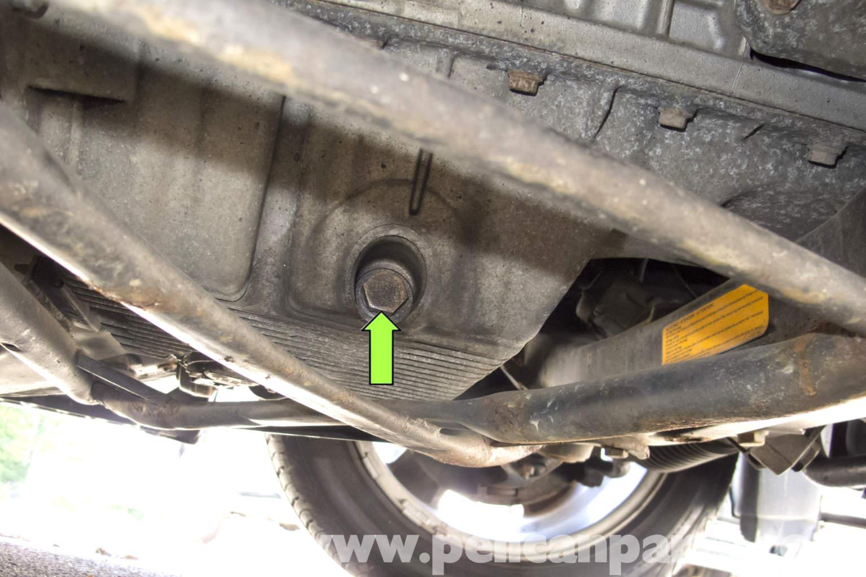 Bmw Z3 Oil Change 19962002 Pelican Parts Diy My Dream Car Fuel Filter Location