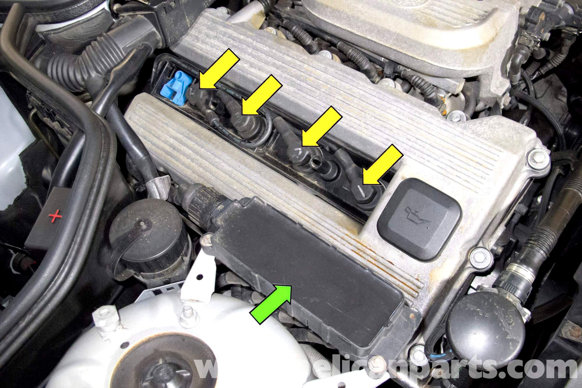 hight resolution of bmw coil on plug wiring wiring diagram for you 2004 bmw 325i spark plugs bmw e46 wiring spark plug coils