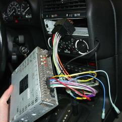 Speaker Wiring Diagram Danfoss Hsa3 Bmw E30 E36 Radio Head Unit Installation 3 Series 1983 1999 20