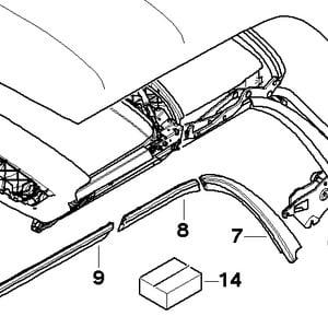 Porsche Convertible Top Diagram Eclipse Convertible Top
