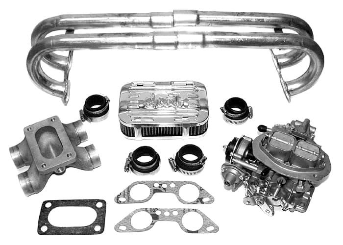 SCAT Progressive Weber Carburetor Kit, Porsche 914-4