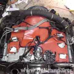 Porsche 911 Engine Diagram Of Parts Trane Xl90 Wiring Model Teardown 1965 89 930 Turbo