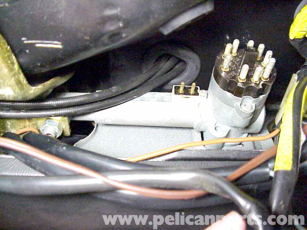 medium resolution of  pic2 porsche 911 ignition switch replacement 911 1965 89 930 1985 porsche 911 wiring