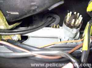 Porsche 911 Ignition Switch Replacement | 911 (196589)  930 Turbo (197589) | Pelican Parts