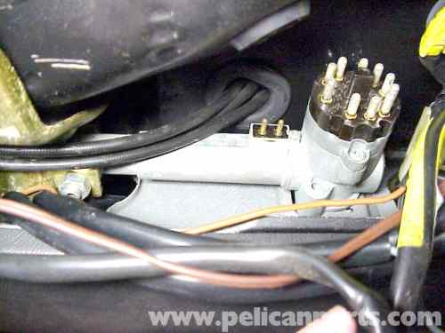 small resolution of pic2 porsche 911 ignition switch replacement 911 1965 89 930 at starter relay wiring diagram on a 1985