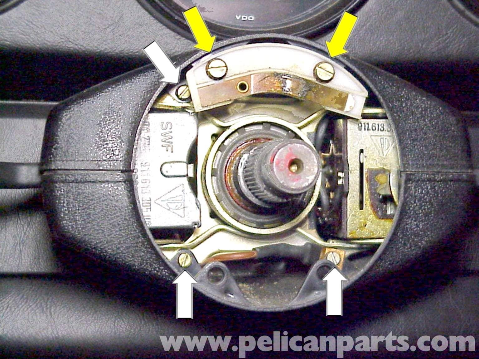 porsche wiring diagrams 997 caravan solar diagram for system smartproxyfo 911 steering wheel switch replacement   (1965-89) - 930 turbo (1975-89) pelican ...
