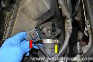 Audi A4 B6 MAF Sensor Replacement (20022008) | Pelican