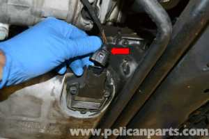 Audi A4 B6 Oil Level Sensor Replacement (20022008