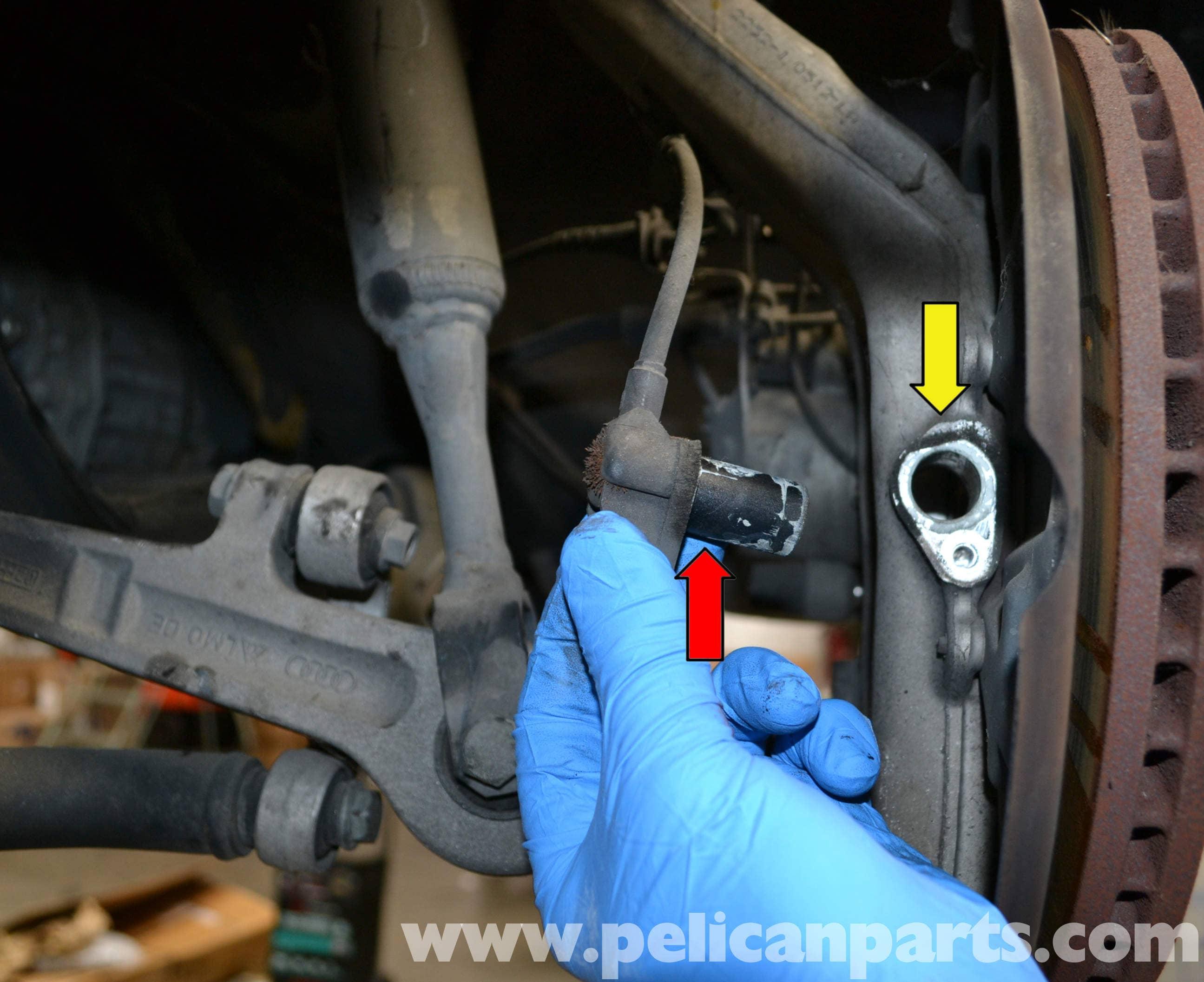 1999 Jeep Cherokee Crankshaft Sensor Wiring Diagram Audi A4 B6 Abs Wheel Speed Sensor Replacement 2002 2008