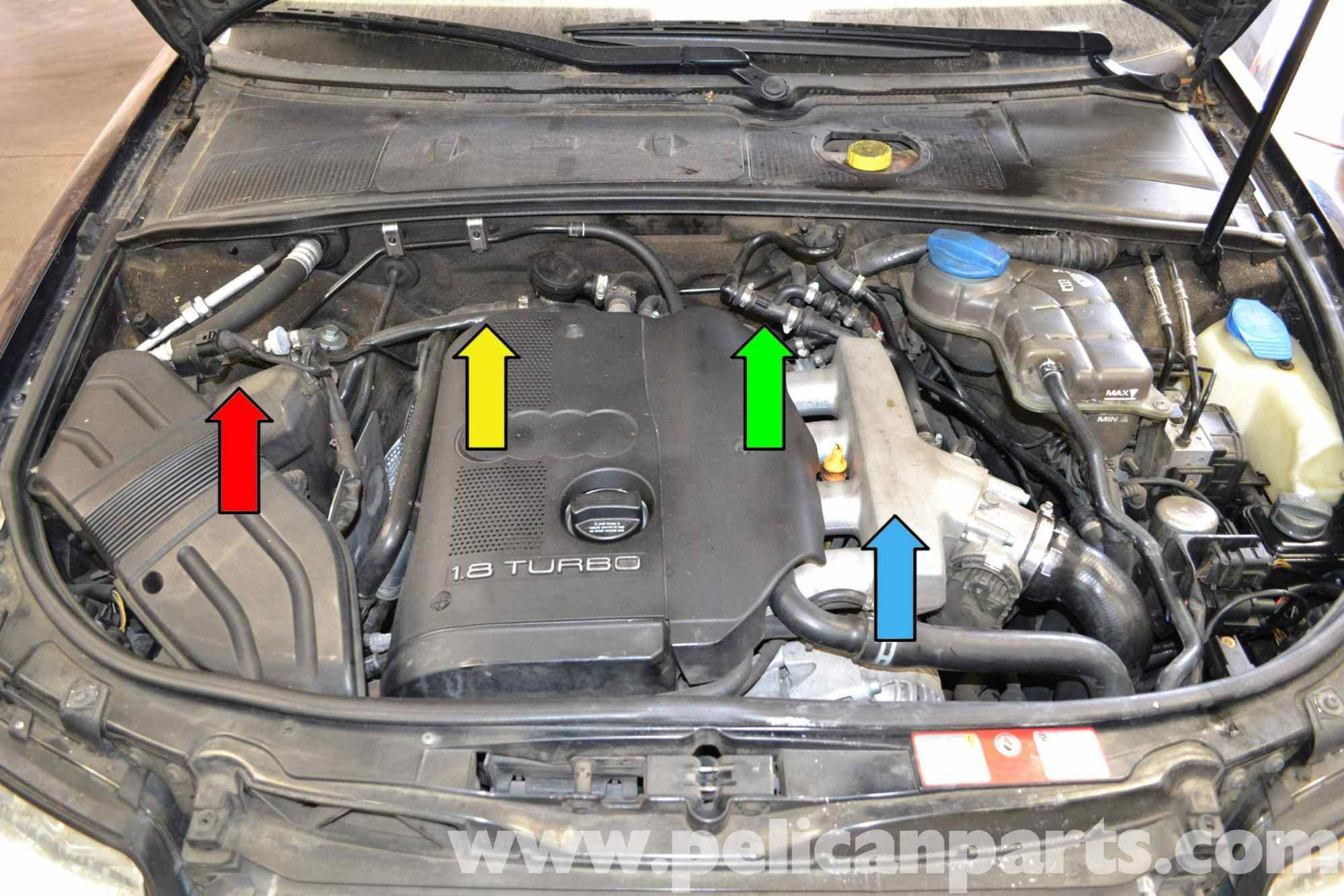 hight resolution of audi a4 b6 fixing common vacuum leaks 2002 2008 pelican parts audi a4 vacuum hose diagram on heated oxygen sensor 1 8t location