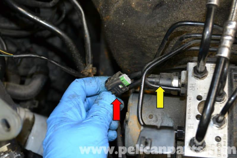 2003 Golf Tdi Fuse Diagram Audi A4 B6 Brake Pressure Sensor Replacement 2002 2008
