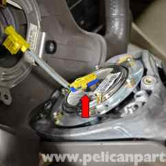 Audi A4 B6 Airbag Wiring Diagram 1998 Chevrolet C1500 Steering Wheel And Air Bag Removal 2002 2008