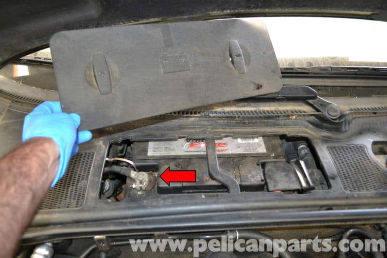 2007 Volkswagen Rabbit Fuse Box Diagram Audi A4 B6 Center Console Removal 2002 2008 Pelican