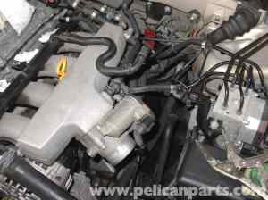 Audi A4 18T Volkswagen Intake Manifold Removal   Golf