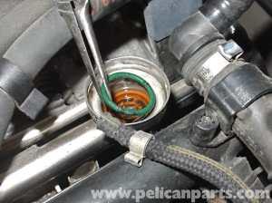 Audi A4 18T Volkswagen Fuel Pressure Regulator   Golf, Jetta, Passat & Beetle   Pelican Parts