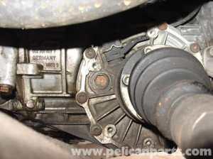 Audi A4 18T Volkswagen Manual Transmission Fluid Change