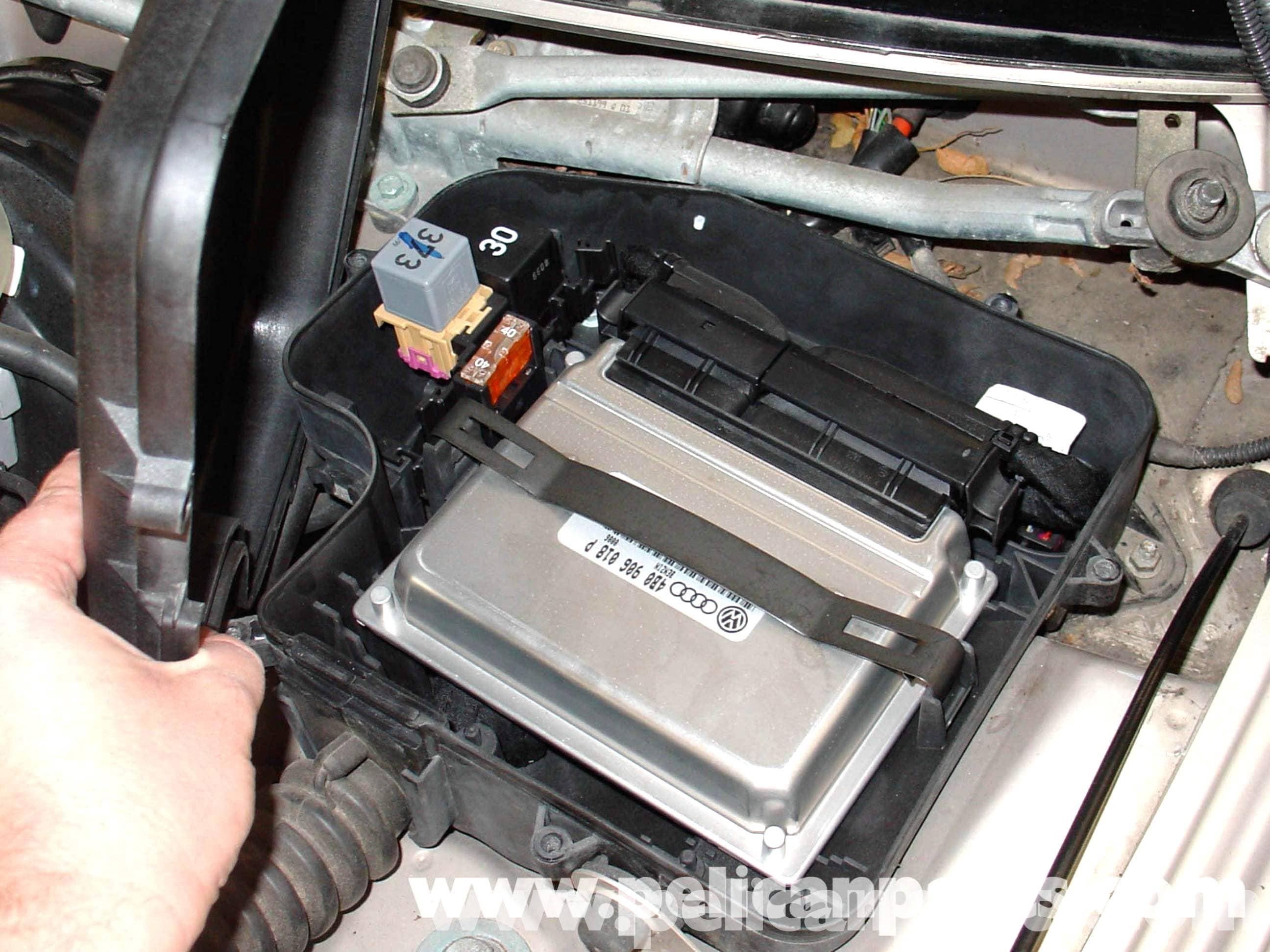 2002 jetta tdi fuse diagram caravan electric brakes wiring 2004 volkswagen panel www toyskids co audi a4 1 8t ecu replacement golf