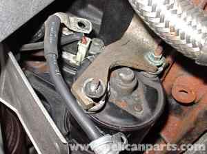 Audi A4 18T Volkswagen Starter Replacement | Golf, Jetta, Passat & Beetle | Pelican Parts DIY