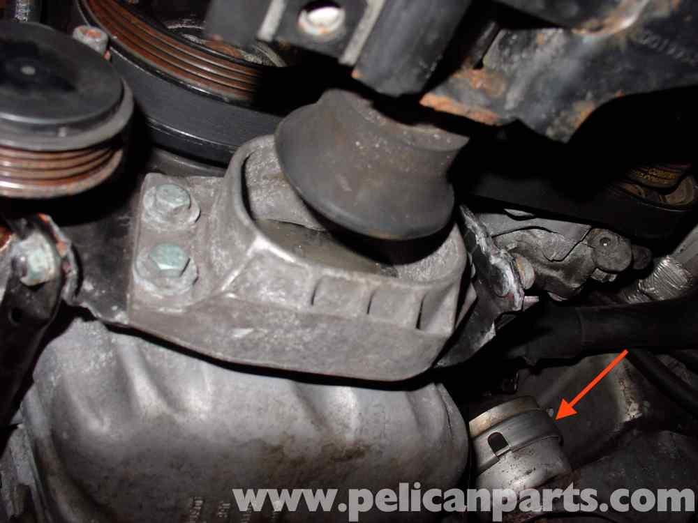 medium resolution of audi a4 quattro b5 engine mount replacement 1 8t 1997 2001 rh pelicanparts com 1998