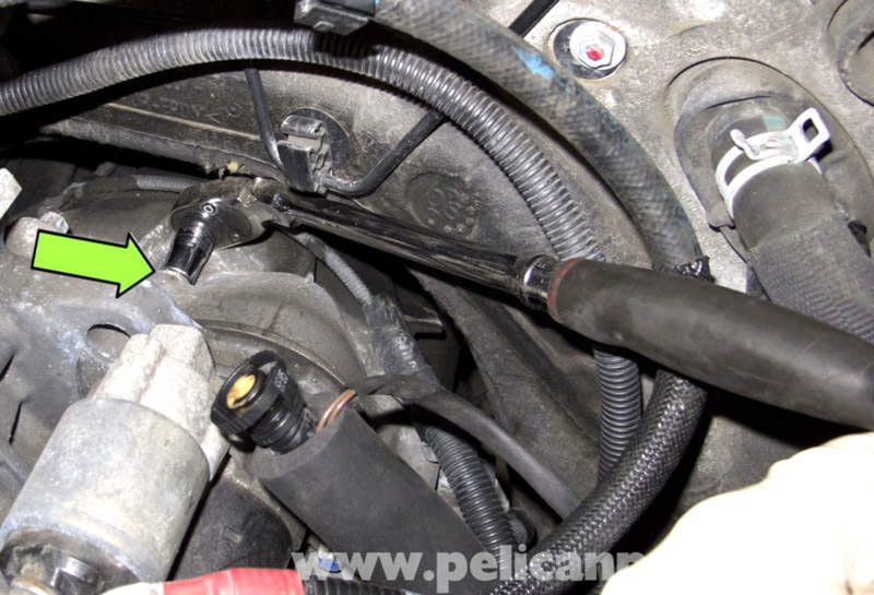 2006 330xi Fuse Diagram Bmw E60 5 Series 6 Cylinder Engine Starter Replacement