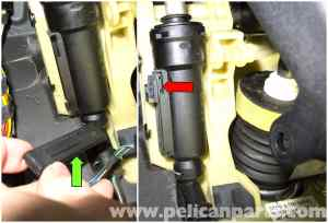 BMW E60 5Series Clutch Switch Testing and Replacement (20032010)  Pelican Parts Technical Article