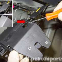 Wiring Diagram For A 5 Pin Relay Toyota Land Cruiser Radio Bmw E60 5-series Trunk Lock Cylinder And Latch Replacement (2003-2010) - Pelican Parts Technical ...