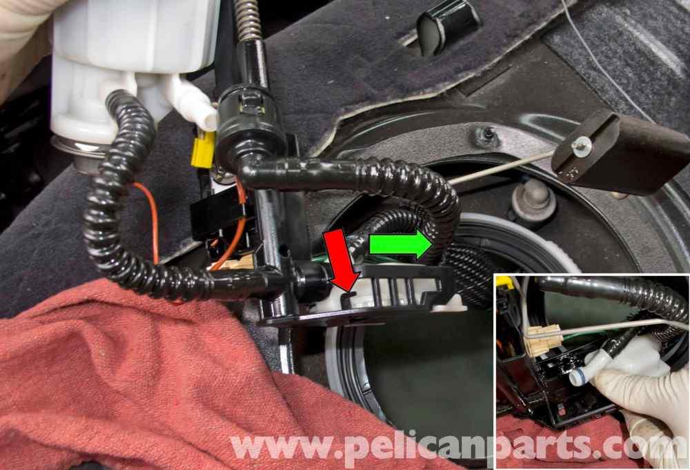 medium resolution of bmw e60 5 series fuel pump replacement 2003 2010 pelican parts bmw e60 fuel system diagram