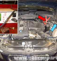 bmw e60 5 series water pump testing pelican parts technical article 2005 bmw 530i wiring diagram [ 1536 x 1047 Pixel ]